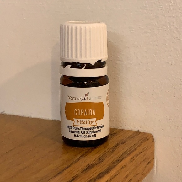 Young living Copaiba oil 5mL opened but never used